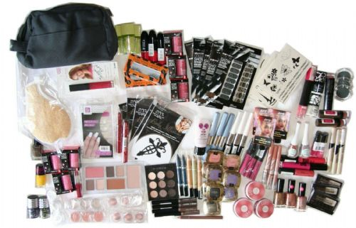 120 x Cosmetics Mixed Bags | Assorted Cosmetics | New Wholesale